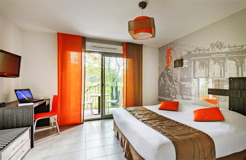 Apart Hotel Montp Millenaire Residence A Montpellier Decouverte Du Groupe Lagrange Languedoc Roussillon